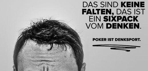 Poker ist Denksport